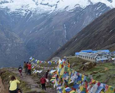 Annapurna Base Camp Trek Elevation and Altitude Sickness