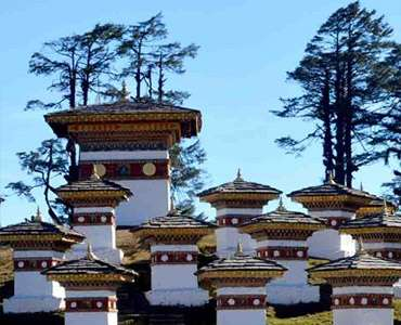 Bhutan Weather and Temperature