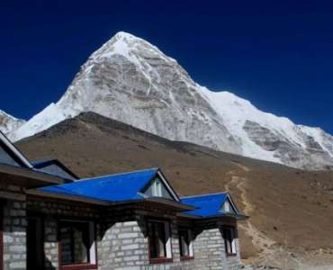 Everest Base Camp Trek March, April, May