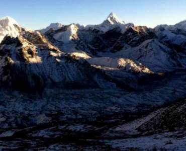 Everest Base Camp Weather December-January-February