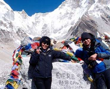 Everest Base Camp: The Best guide For EBC Trek, Hike and Tour