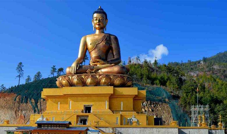 3 Nights 4 Days Bhutan Tour