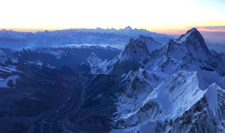 Everest Sightseeing Flight Tour