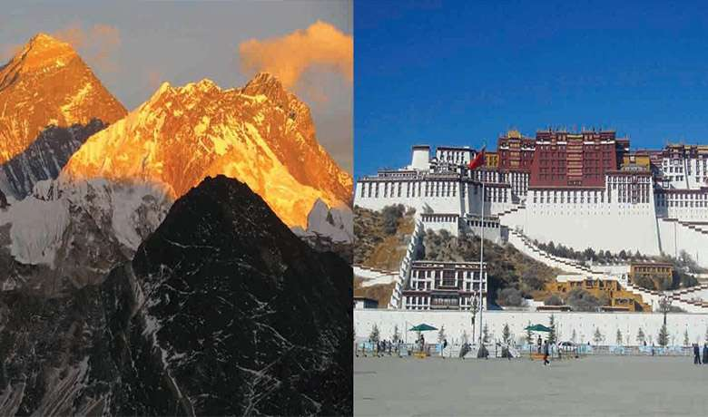 Nepal Tibet Luxury Tour
