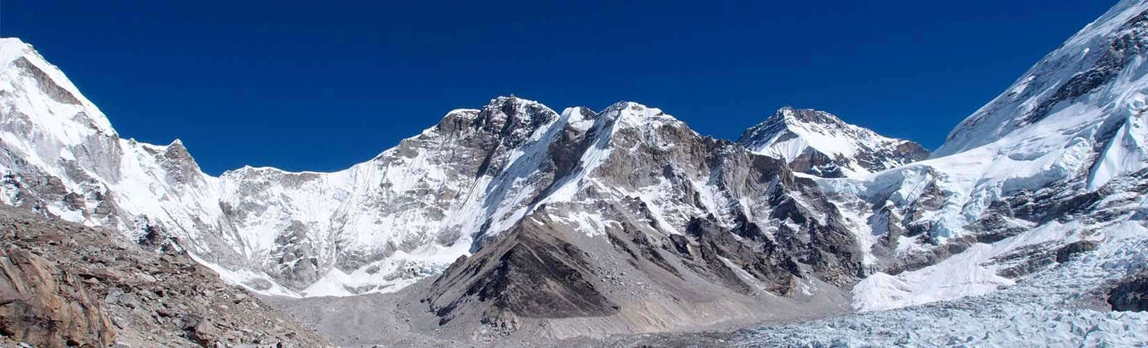 Everest Base Camp Weather June, July and August