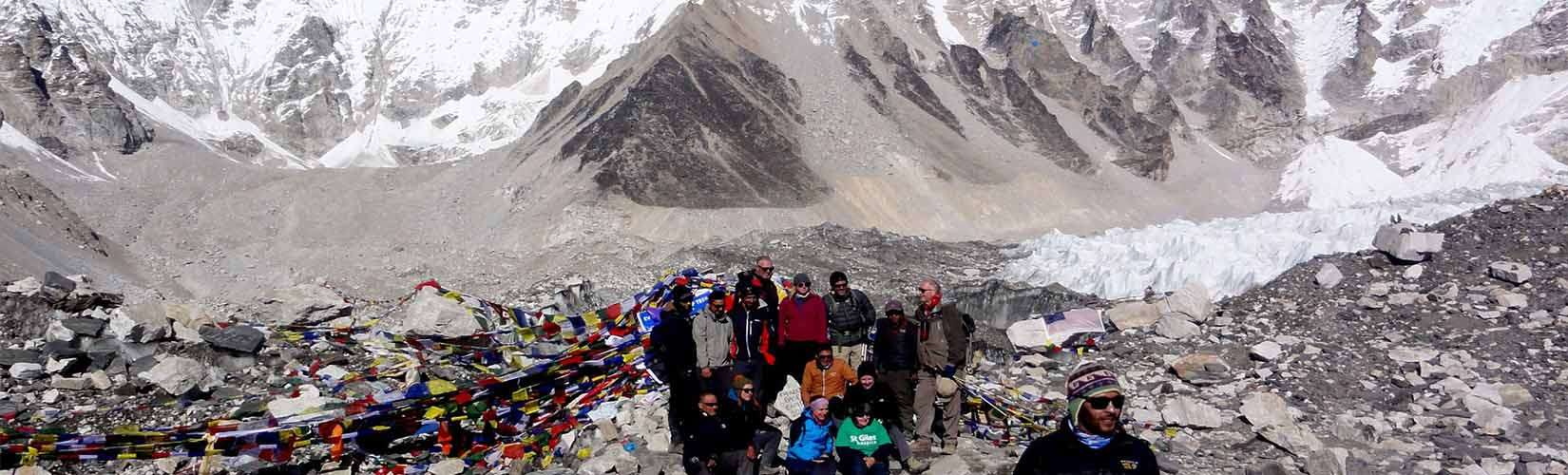 Mount Everest Base Camp Weather