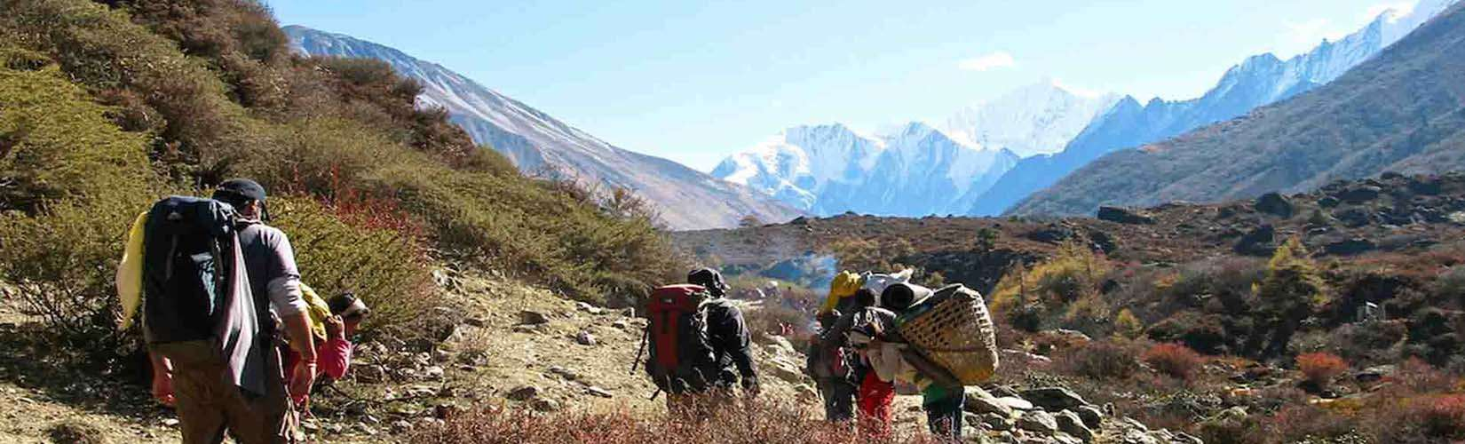 Langtang Valley Trek Itinerary