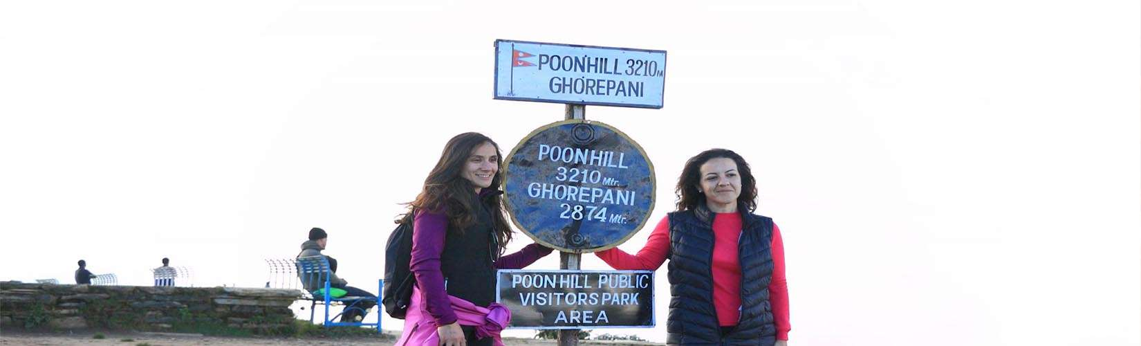 Poon Hill trek December