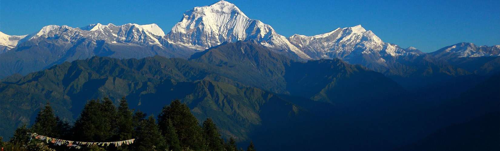 Poon Hill Annapurna Base Camp Trek in November
