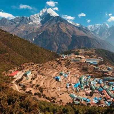 Everest Base Camp Tour 5 Days
