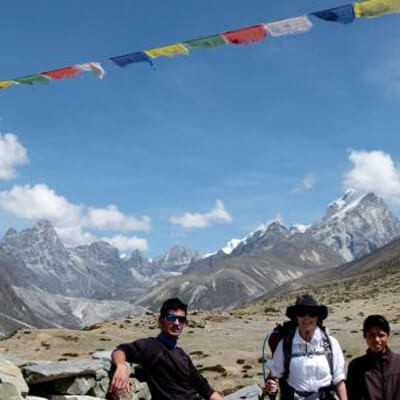 Everest Base Camp Trek via Gokyo Cho La Pass