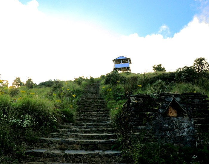 Beautiful Trail to Poon HIll