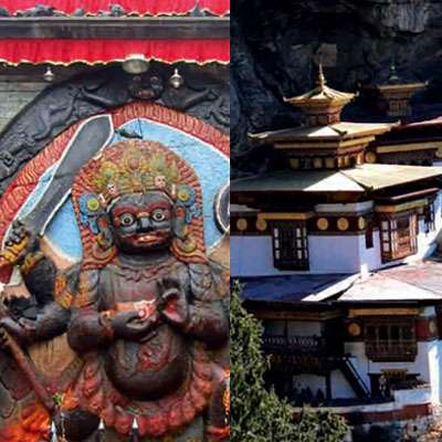 Nepal and Bhutan Tour 8 Nights 9 Days
