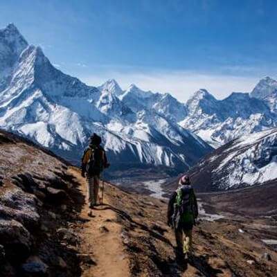 Renjo-La Pass with Gokyo Lake Trek