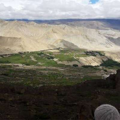 Upper Mustang Trek - 17 Days